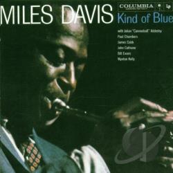 Davis, Miles - Kind Of Blue =Remastered= CD Cover Art
