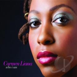 Carmen Liana - Who I Am CD Cover Art