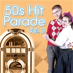Graham BLVD - 50s Hit Parade Vol.2 DB Cover Art