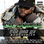 Lil' KeKe - Don Ke Chronicles CD Cover Art