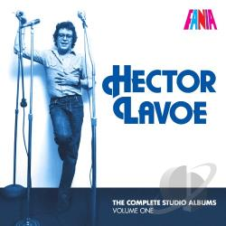 Lavoe, Hector - Complete Studio Albums, Vol. 1 CD Cover Art