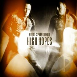 Springsteen, Bruce - High Hopes CD Cover Art