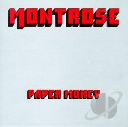 Montrose - Paper Money CD Cover Art