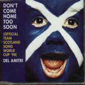 Del Amitri - Dont Come Home Too Soon Pt.1 CD Cover Art