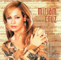 Cruz, Miriam - Punto Y Aparte CD Cover Art