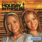 Mary-Kate & Ashley Olsen - Holiday in the Sun CD Cover Art