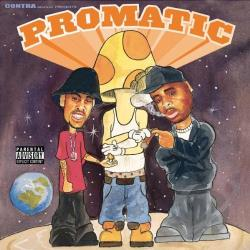 Promatic - Proof + Dogmatic = Promatic CD Cover Art