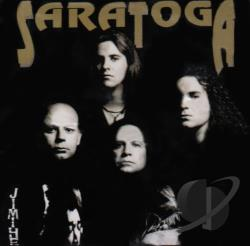 Saratoga - Saratoga CD Cover Art