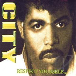 City - Respect Yourself CD Cover Art