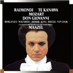 Mozart: Don Giovanni - Mozart: Don Giovanni CD Cover Art