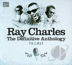 Charles, Ray - Ray Charles: Trilogy CD Cover Art