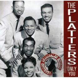 Platters - Only You CD Cover Art