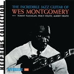 Montgomery, Wes - Incredible Jazz Guitar of Wes Montgomery CD Cover Art