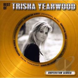 Yearwood, Trisha - Best of Superstar Series CD Cover Art