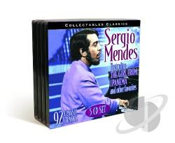 Mendes, Sergio - Collectables Classics CD Cover Art