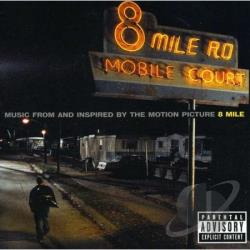 Eminem - 8 Mile CD Cover Art