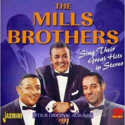 Mills Brothers - Sing Their Greatest Hits In Stereo CD Cover Art