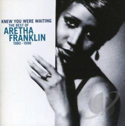 Franklin, Aretha - Knew You Were Waiting: The Best of Aretha Franklin 1980-1998 CD Cover Art