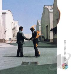 Pink Floyd - Wish You Were Here CD Cover Art