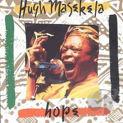 Masekela, Hugh - Hope CD Cover Art