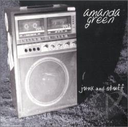 Green, Amanda - Junk and Stuff CD Cover Art