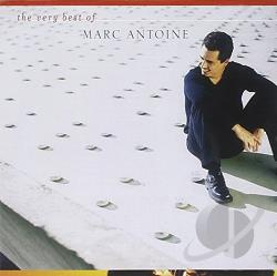 Antoine, Marc - Very Best of Marc Antoine CD Cover Art