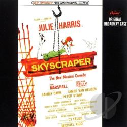 Cast-Broadway - Skyscraper/O.B.C. CD Cover Art