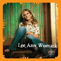 Womack, Lee Ann - Greatest Hits CD Cover Art