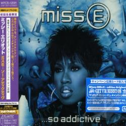 Elliott, Missy - Miss E So Addictive CD Cover Art