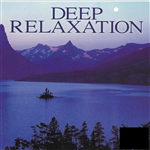 Deep Relaxation CD Cover Art