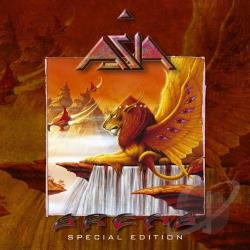 Asia - Arena CD Cover Art
