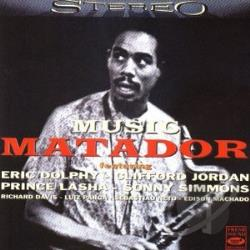 Dolphy, Eric - Music Matador CD Cover Art