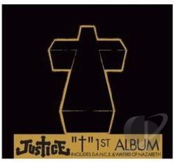 Justice - Cross CD Cover Art