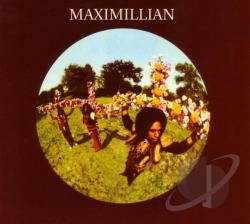 Maximillian - Maximillian CD Cover Art