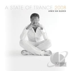 Van Buuren, Armin - State of Trance 2008 CD Cover Art