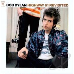 Dylan, Bob - Highway 61 Revisited LP Cover Art