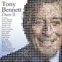 Bennett, Tony - Duets II CD Cover Art