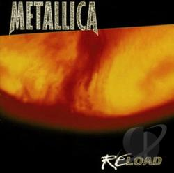 Metallica - Reload CD Cover Art