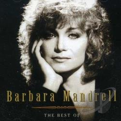 Mandrell, Barbara - Best of Barbara Mandrell CD Cover Art