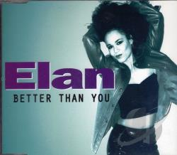 Elan - Better Than You CD Cover Art