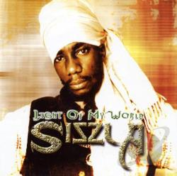 Sizzla - Light of My World CD Cover Art