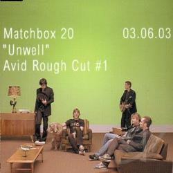 Matchbox Twenty - Unwell CD Cover Art