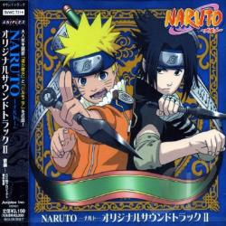 Naruto V.2 CD Cover Art