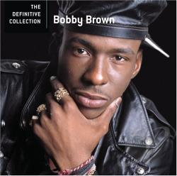Brown, Bobby - Definitive Collection CD Cover Art
