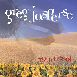 Jasperse, Greg - Tournesol CD Cover Art