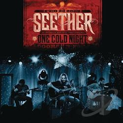 Seether - One Cold Night CD Cover Art