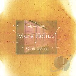 Helias, Mark Open Loose - Atomic Clock CD Cover Art