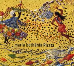 Bethania, Maria - Pirata CD Cover Art