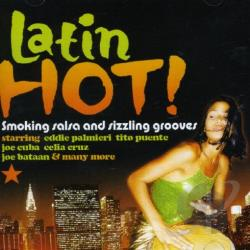 Latin Hot (Smoking Salsa & Sizzling Grooves) CD Cover Art