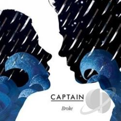 Captain - Broke PT 1 LP Cover Art